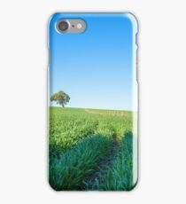 Crops...growing Dookie. iPhone Case/Skin
