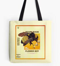 Blumen, Junge, schon wieder Tote Bag