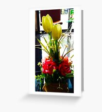 Red Roses 2 Greeting Card