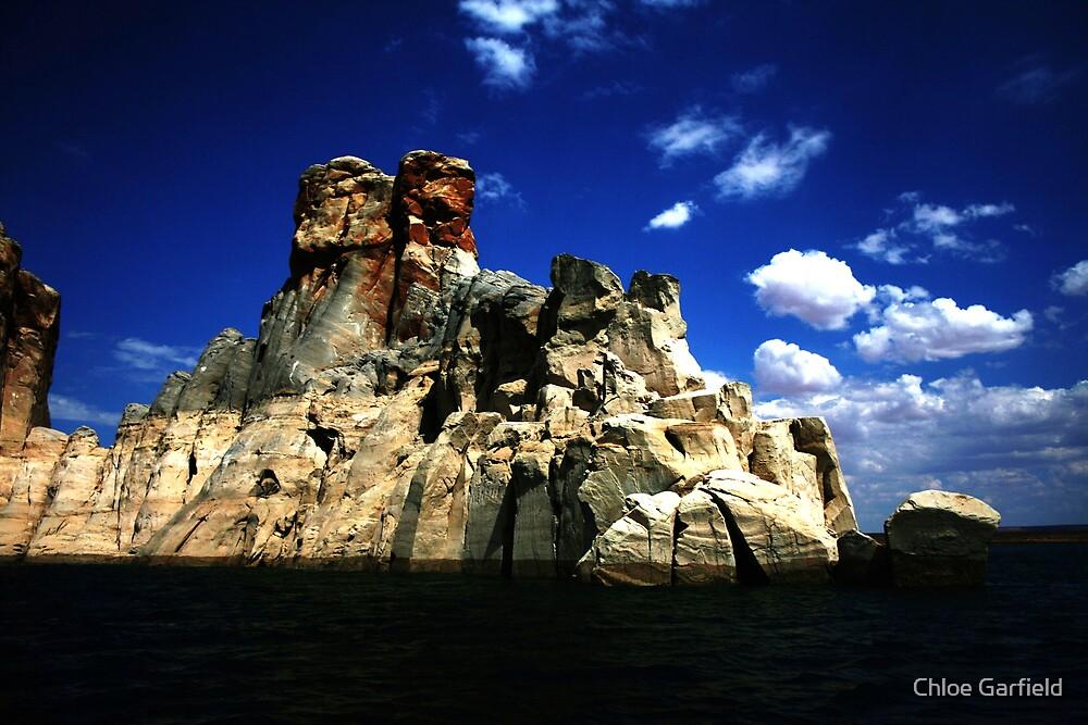 Rock Formations by Chloe Garfield