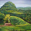 Tazewell Mountain by Scott Plaster