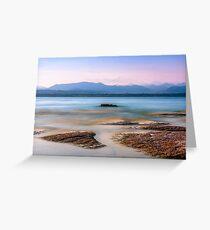 Garda Lake Greeting Card