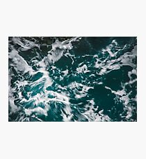 Wild Ocean Waves II Photographic Print