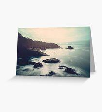 Neah Bay - Pacific Coast Melody Greeting Card