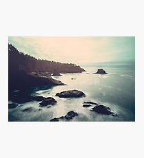 Neah Bay - Pacific Coast Melody Photographic Print