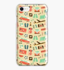 Let's travel 1 iPhone Case/Skin