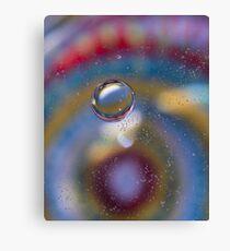Uno Bubble  Canvas Print