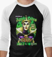 apple bites Men's Baseball ¾ T-Shirt