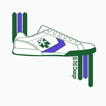 My Sneaker by illpilldesign