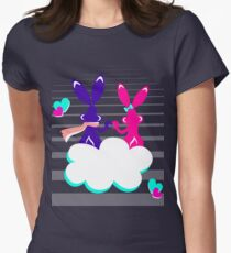 Love is.. / Couple of bunnies in love  T-Shirt