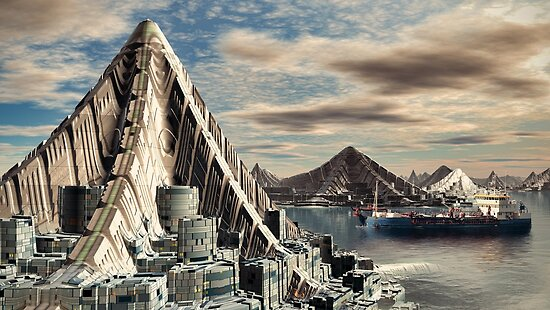 Deus Ex Machinas  by Keith Reesor