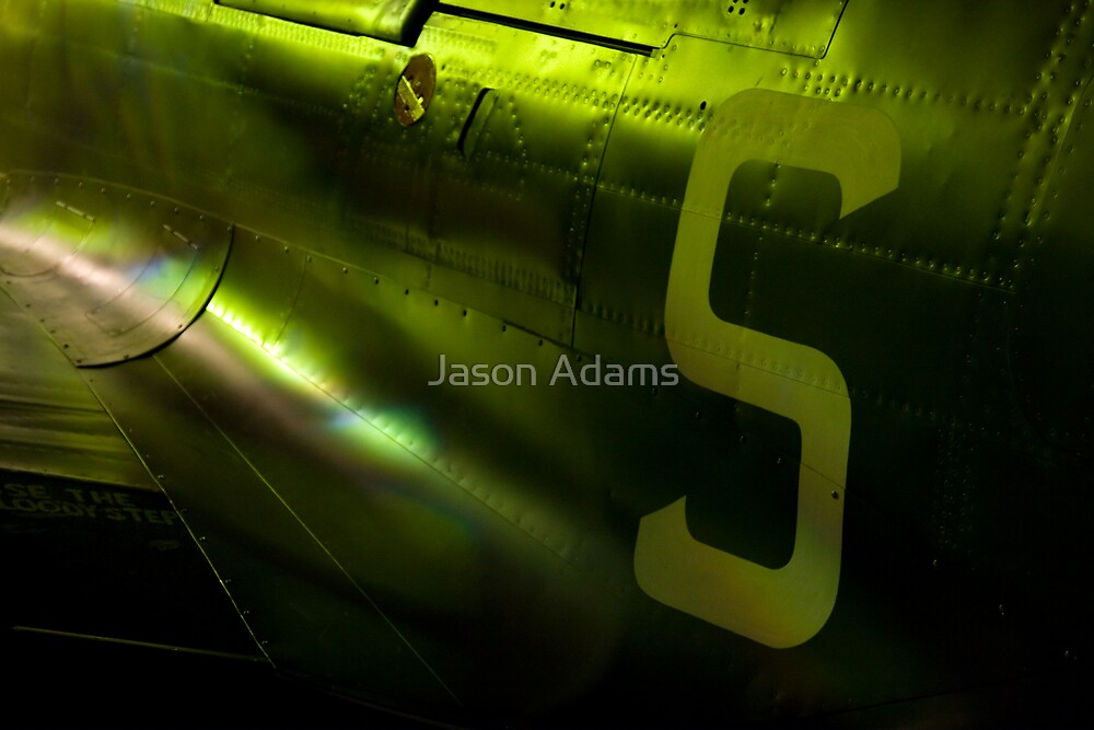 S by Jason Adams