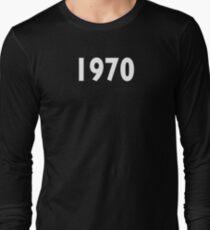 1970 Design  T-Shirt