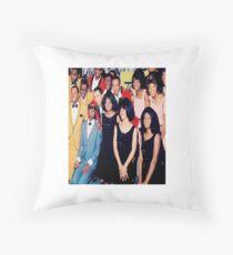 The Best Of Motown Throw Pillow