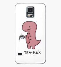 Funda/vinilo para Samsung Galaxy Ilustración 'Tea-Rex'