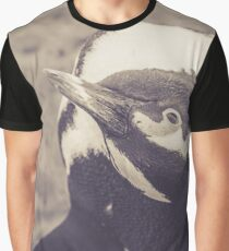 Adorable African Penguin Series 4 of 4 Graphic T-Shirt