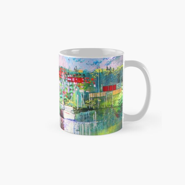 Manly foreshore Classic Mug