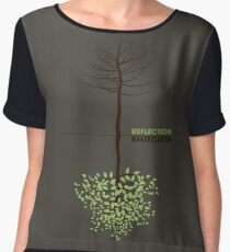REFLECTION Women's Chiffon Top