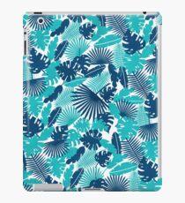 Tropical leaves iPad Case/Skin