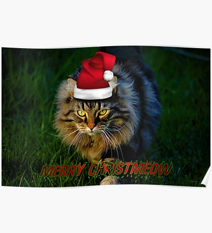 HAVE YOURSELF A FURRY LITTLE CHRISTMAS Poster