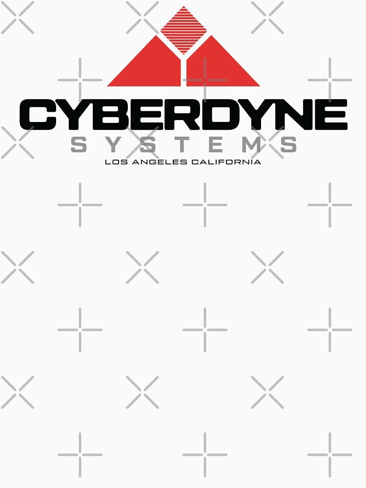 Terminator - Cyberdyne Systems by Purakushi