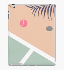 Tennis Court #redbubble #decor #buyart iPad Case/Skin