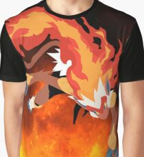 """Blaze"" Infernape Pokémon Graphic T-Shirt"