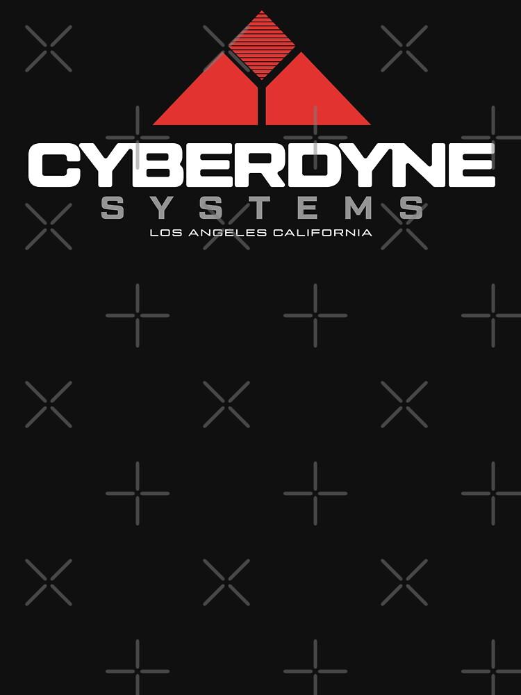 Terminator - Cyberdyne Systems White by Purakushi