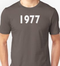 1977 Design Unisex T-Shirt