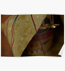 tuna tin packed and wrapped Poster
