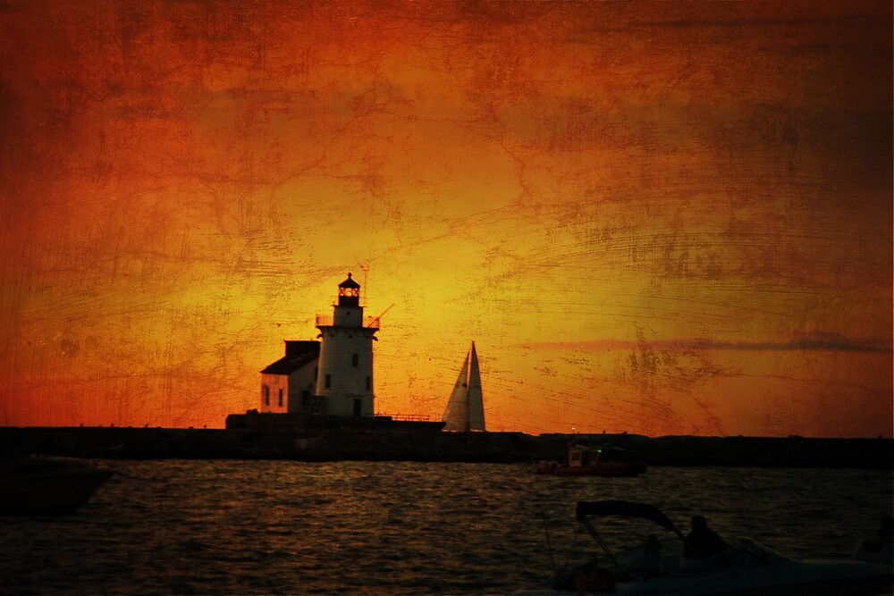 Untitled Sunset by MClementReilly