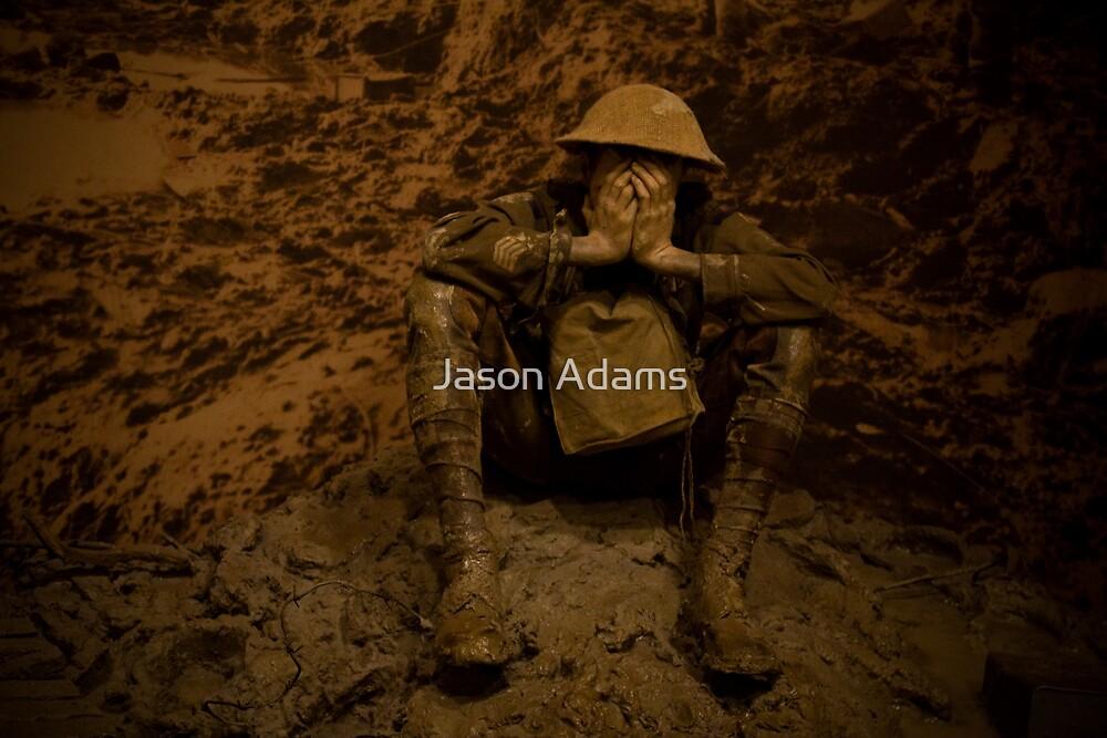 See No Evil by Jason Adams