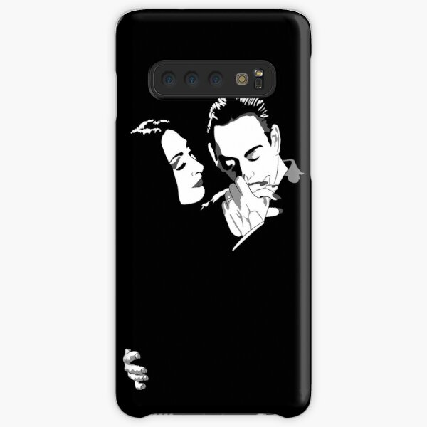 Gomez y Morticia Samsung Galaxy Snap Case