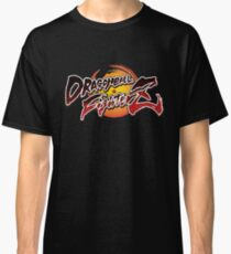 Dragon Ball Fighter Z Logo Classic T-Shirt