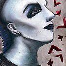 Punky Glam by DreddArt