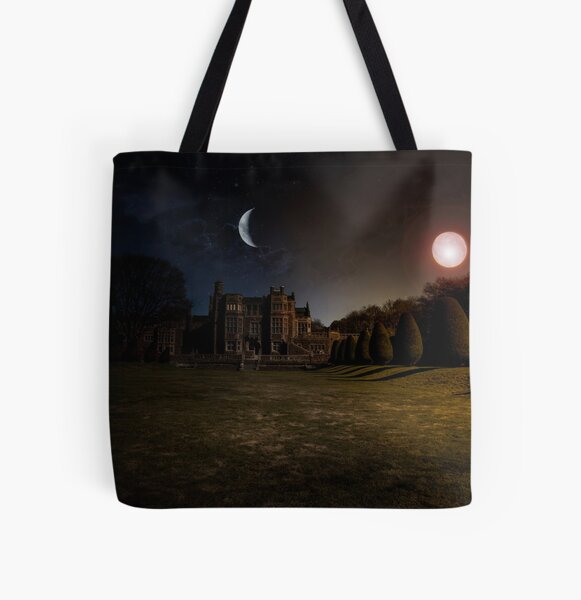 Melancholia - A hommage All Over Print Tote Bag