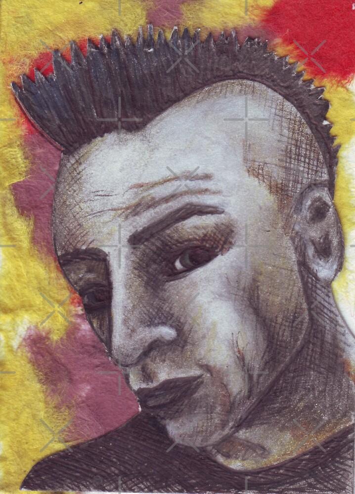 Billy Psycho by DreddArt