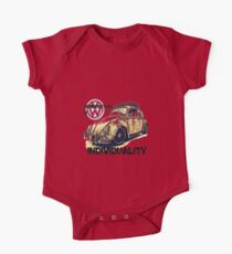 VW Beetle Individuality Kids Clothes
