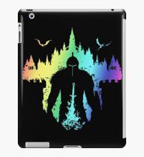The Ancient Warrior Vibration iPad Case/Skin