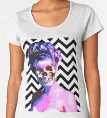 Laura Palmer Bubblegum 2 Women's Premium T-Shirt