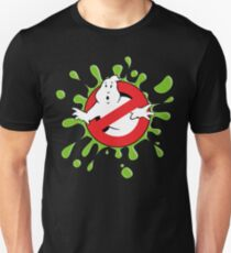 Ghostbusters - No Ghost Slime SPLOOSH T-Shirt