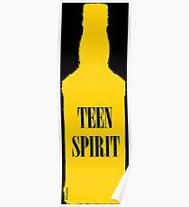 Teen Spirit [Yellow Bottle] Poster