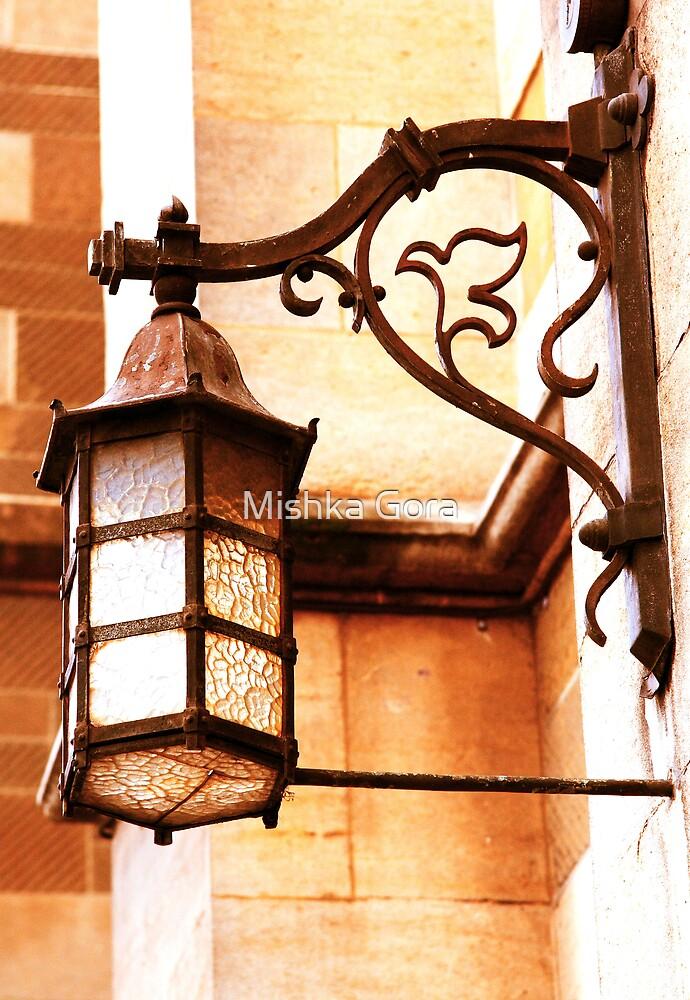 Lamp by Mishka Gora