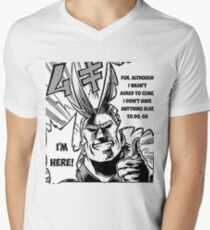 All Might - I am here! - My Hero Academia T-Shirt