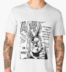 All Might - I am here! - My Hero Academia Men's Premium T-Shirt