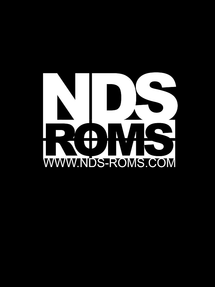 NDS-ROMS Black by fyredesign