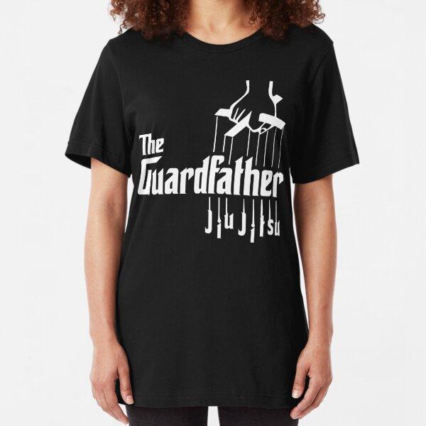 Jiu Jitsu, The Guardfather Slim Fit T-Shirt