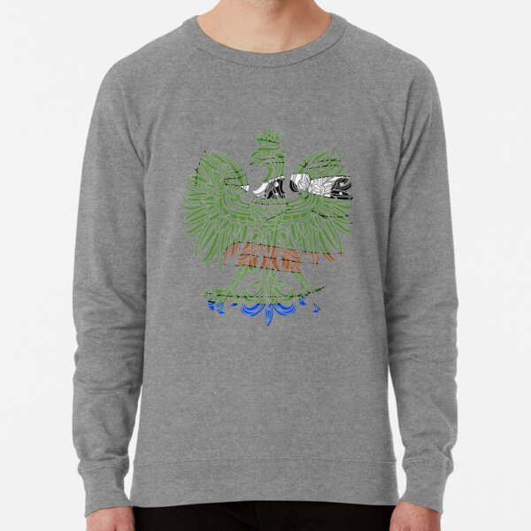 Meme Poland  Lightweight Sweatshirt