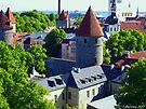 Rooftops of Tallin by trish725