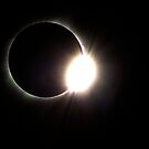 Eclipse 8/21/17 Diamond Ring Effect by barnsis